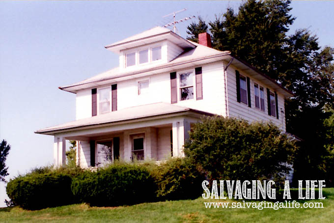 Salvaging A Life - Story Of The House