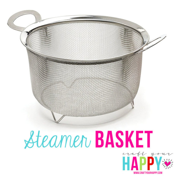 This steamer basket is one of my 5 must have accessories for the Instant Pot.