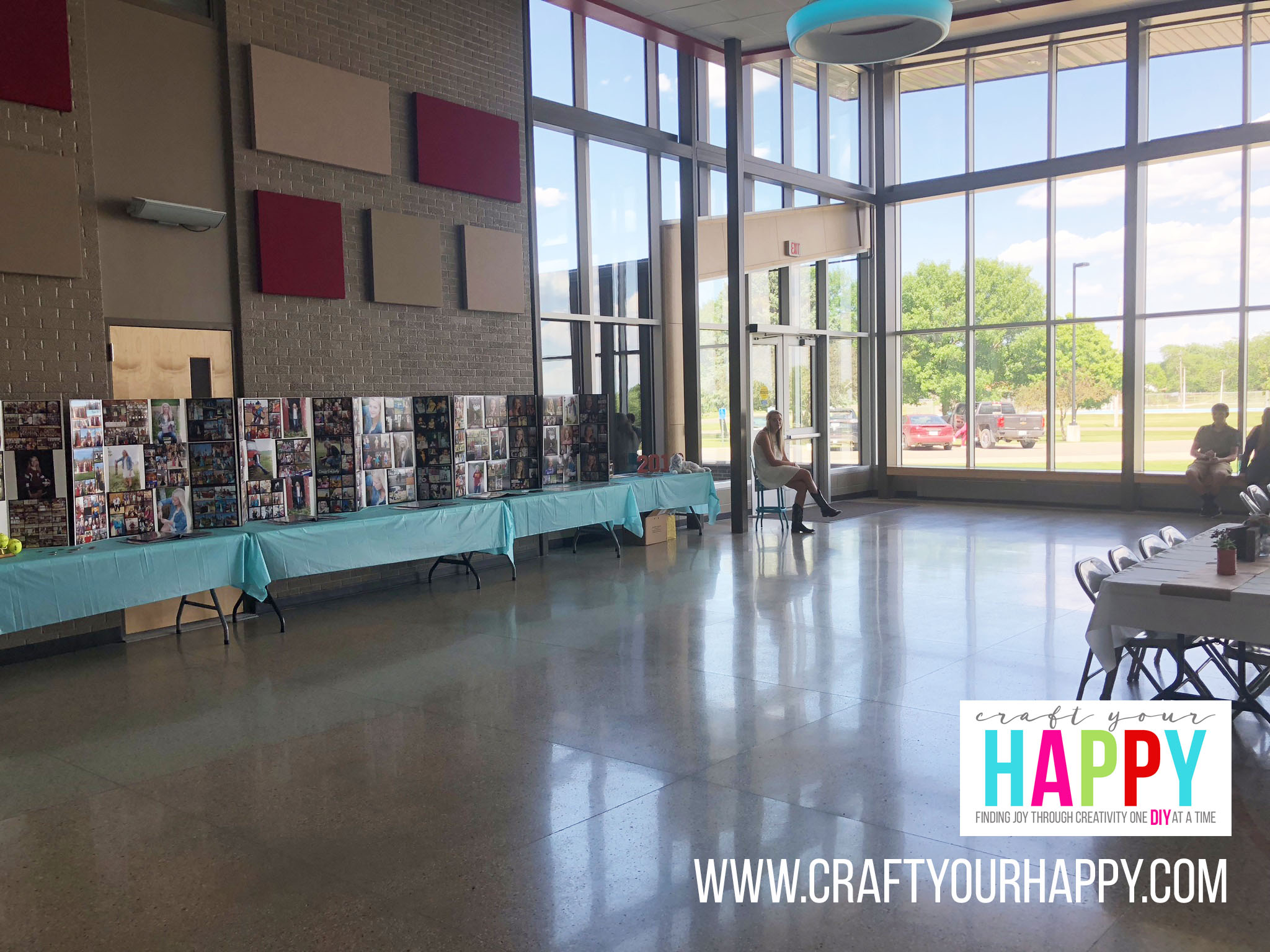 Craft Your Happy - Project Graduation - DIY Grad Party On A Budget